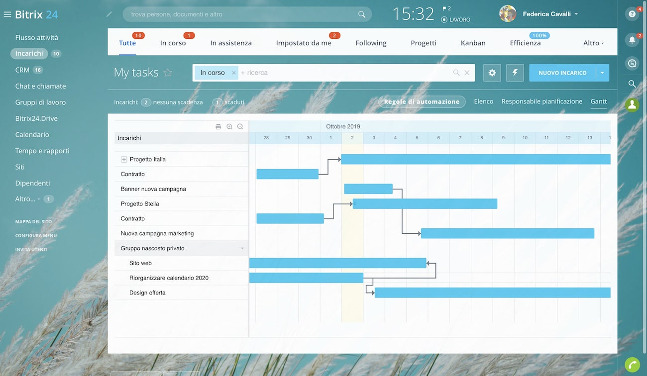 Project Management for freelancers CRM